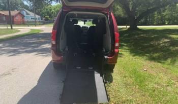 2015 Rear Entry Dodge Grand Caravan Wheelchair Van full