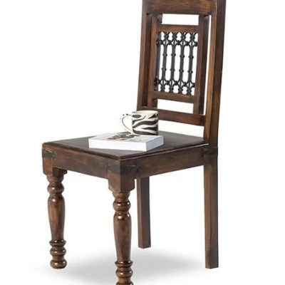 Solid Wood Jali TB Chair