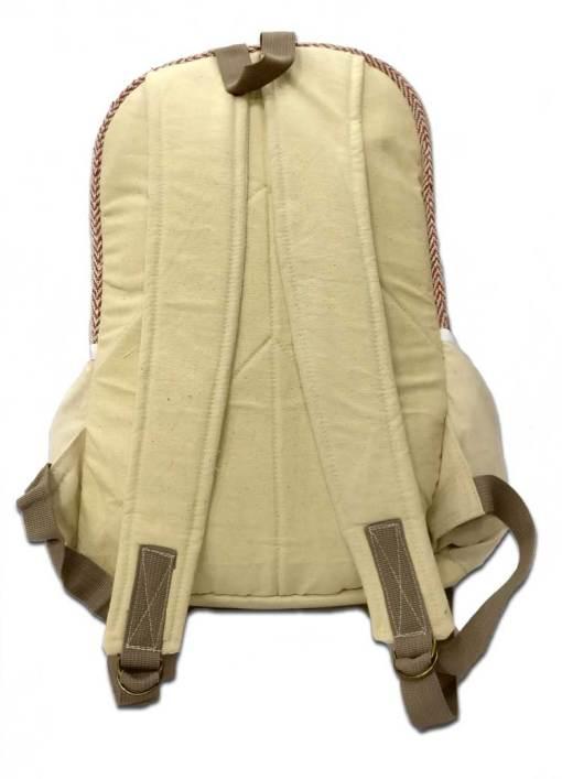 Large Hemp Backpack 1