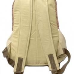 Large Hemp Backpack 2