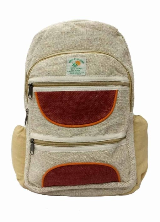 Himalayan Mini Hemp Backpack