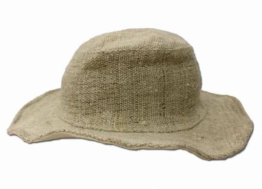Floppy Hemp Sun Hat