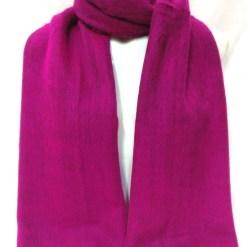 Himalayan Yak Wool Shawl violet colors