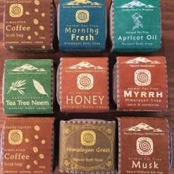 Natural Handmade Soap Bar 2