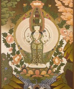 Avalokiteshvara Thangka