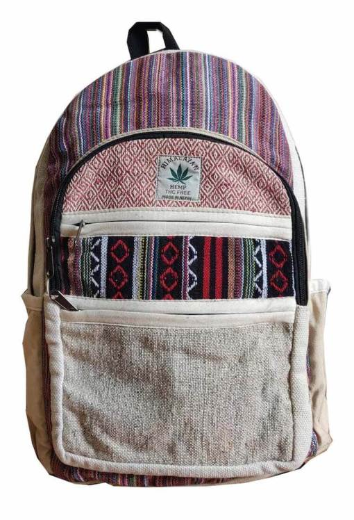 casual hemp bag