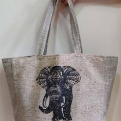 hemp tote bag nepal