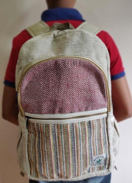 Simple Hemp Bag 1