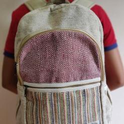 Simple Hemp Bag 3
