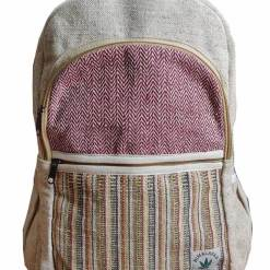 simple hemp bag