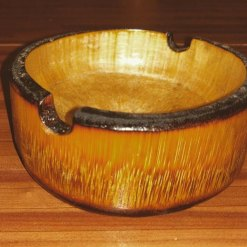 bamboo ashtray made in nepal
