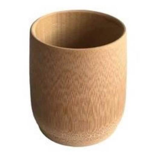 bamboo glass made in nepal