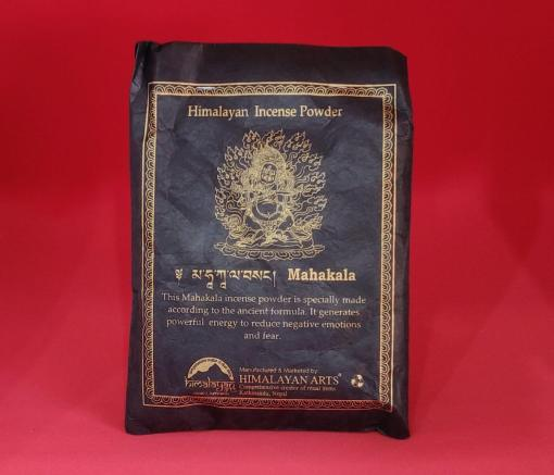 himalayan incense powder mahakala