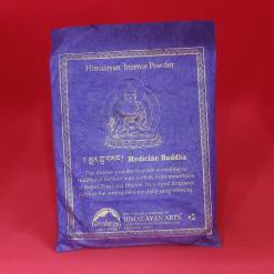 himalayan incense powder medicine buddha