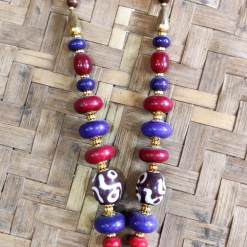 Tibetan Beads Necklace 9