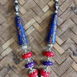 Tibetan Beads Necklace 7
