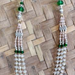 Glass Beads Necklace
