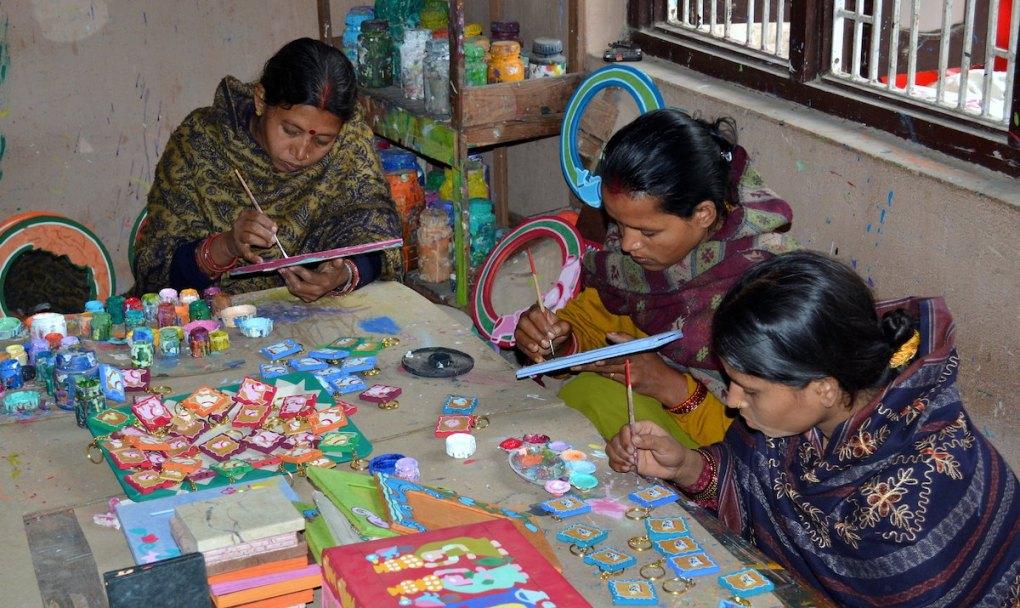 mithila painting nepal