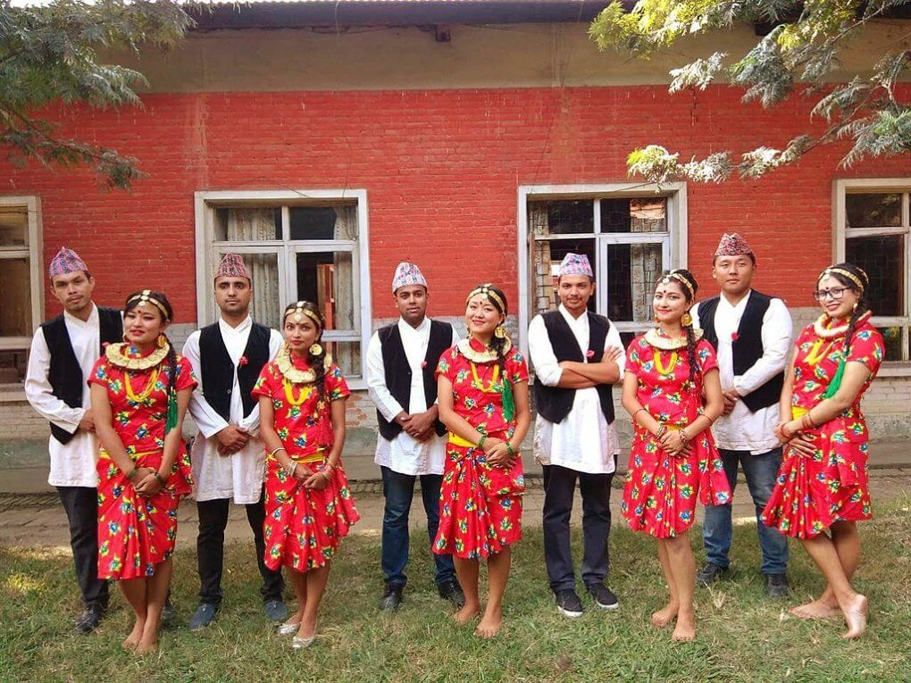 nepali traditional dress