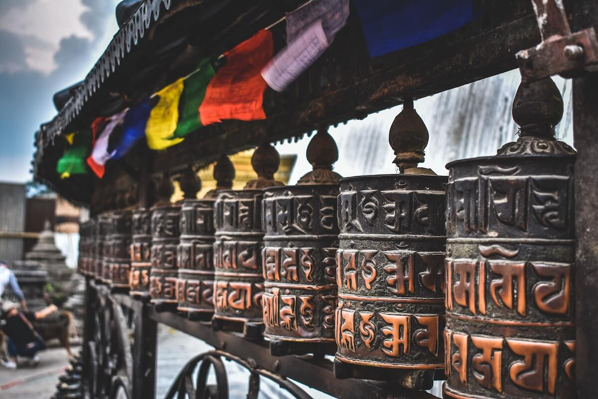 6 Types Of Buddhist Prayer Wheels You Should Know - HIN