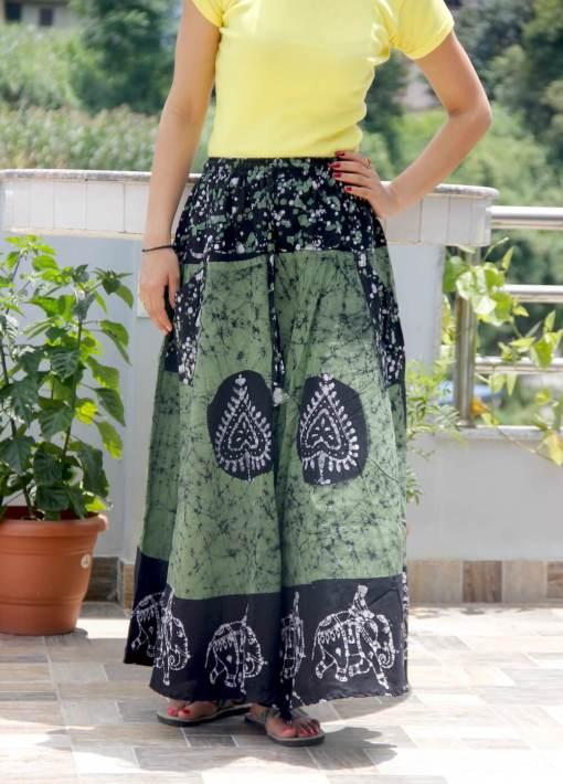 Batik Skirt for women