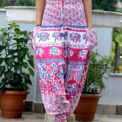 Cotton Harem Trouser for women