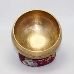 Hand Beaten Therapy Singing Bowl