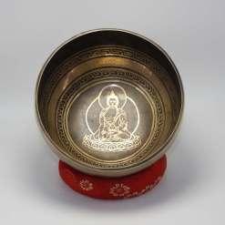 Shakyamuni Buddha Tibetan Singing Bowl