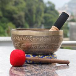 Yoga Singing Bowl