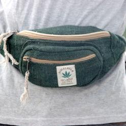 Army Hemp Money Belt