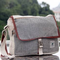 Hemp Document Bag