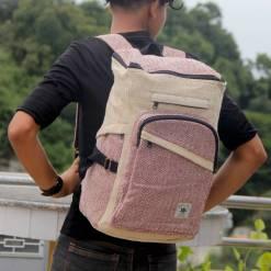 Everest Hemp Backpack