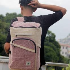 Everest Hemp Backpack