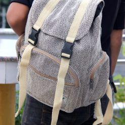 Hemp Gamer Backpack