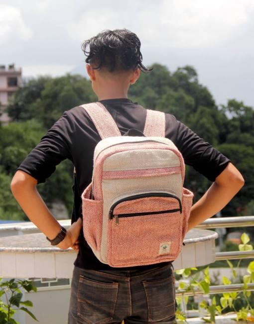 Namche Hemp Backpack