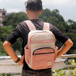 Namche Hemp Backpack