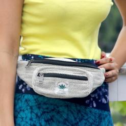Natural Hemp Money Belt