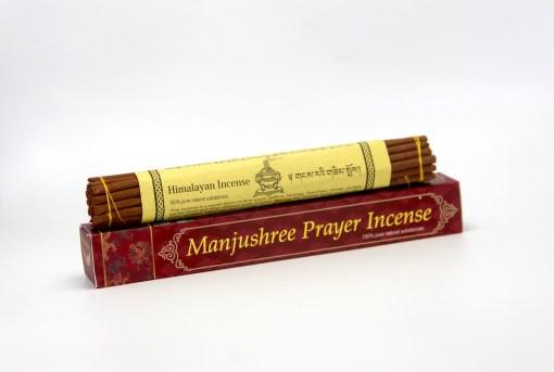 Manjushree Prayer Incense 1