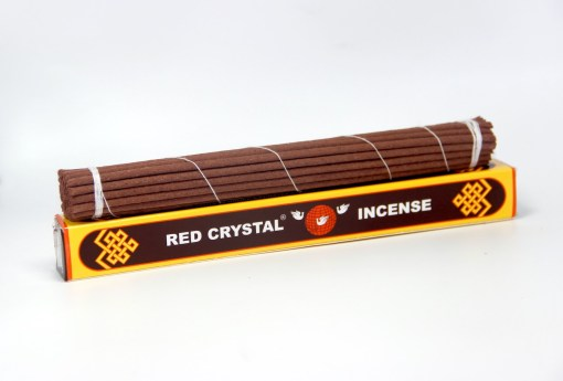 Red Crystal Incense 1