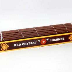Red Crystal Incense 3