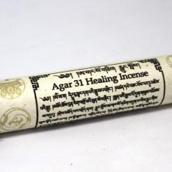 Agar 31 Healing Incense