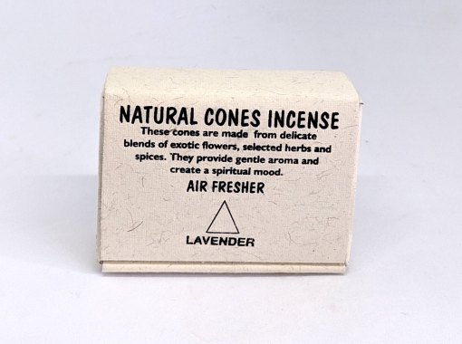 Natural Cones Incense