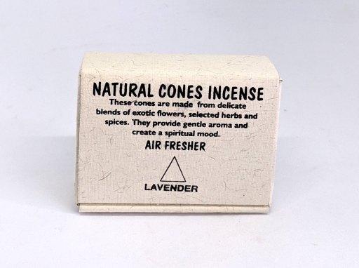 Natural Cones Incense