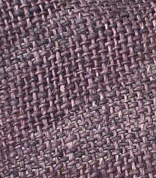 hemp light violet color fabric