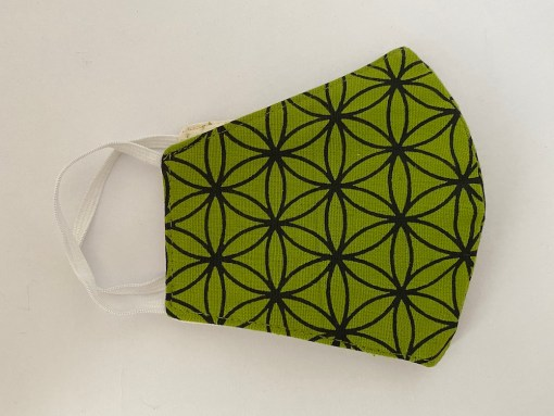 Origami Cotton Face Mask 1