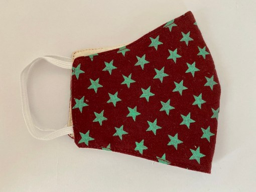 Star Cotton Face Mask 2