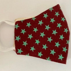 Star Cotton Face Mask 4