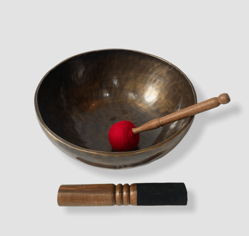 12 inches antique handmade singing bowl wholesale