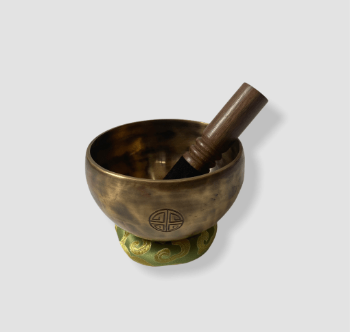 4 inches full moon singing bowl wholesale