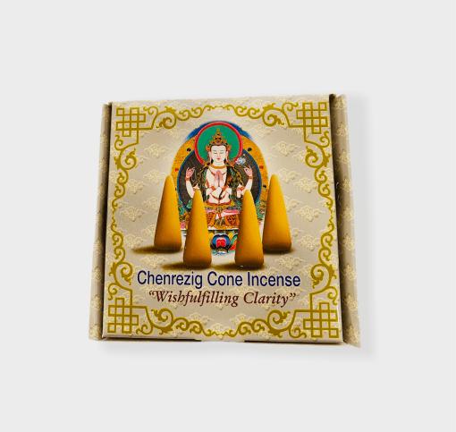 Chenrezig Cone Incense wholesale